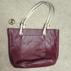 Michael Kors Maroon purse